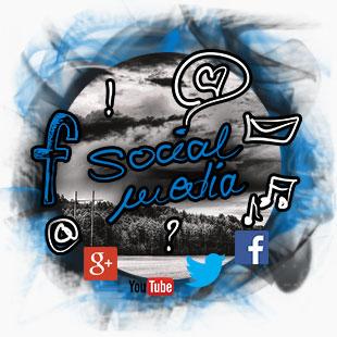 Twitter, Google-Plus, Facebook und Co